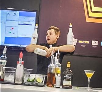 Party flair bartenders for hire. Bartenders for events Las Vegas bartenders