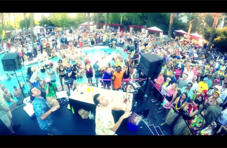 Pool Party Show