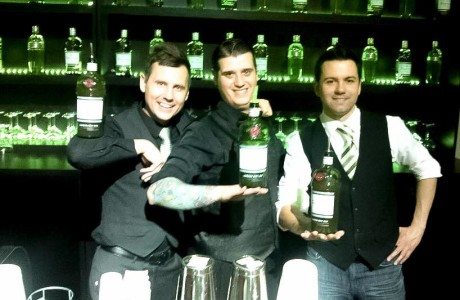 Tanqueray bartenders