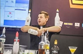 Flair bartending performance for events Party flair bartenders for hire. Bartenders for events Las Vegas bartenders