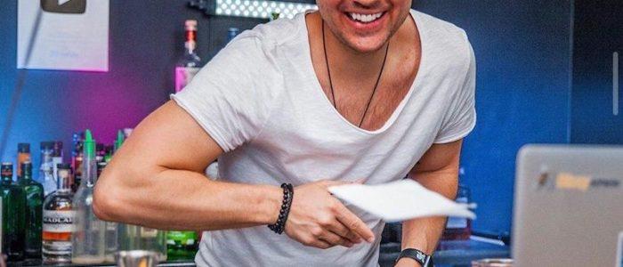 Virtual bartender