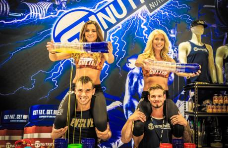 bodybuilding team