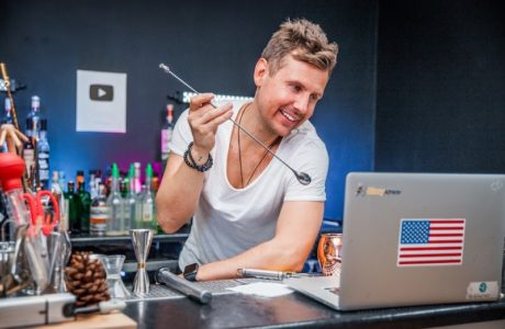 Virtual cocktail classes